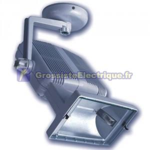 150W aux halogénures projecteurs IP23 Variable rotatif de serrage