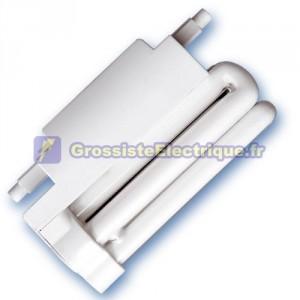 Encadré 10 ampoules basse consommation 20W R7s 118mm 3U 4200K jours