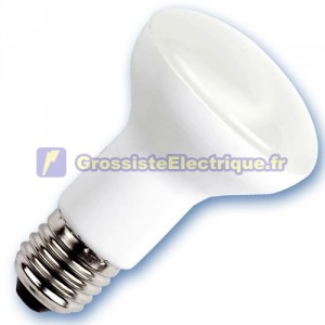 Encadré 10 ampoules basse consommation d'énergie E27 15W Réflecteur R80 2700K chaud