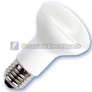 Encadré 10 ampoules basse consommation 13W E27 R63 Réflecteur 2700K chaud