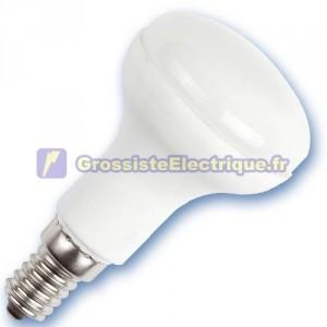 Encadré 10 ampoules basse consommation 11W E14 R50 Réflecteur 2700K chaud