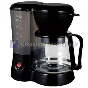 Cafetière goutte à goutte 12 tasses 750 watts.