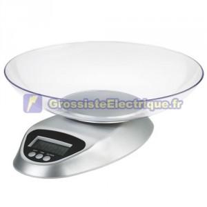 Balance de cuisine de haute précision 5 Kgs