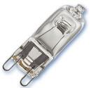 Encadré 10 G9 Halogène ECO ampoules 52W (75W)