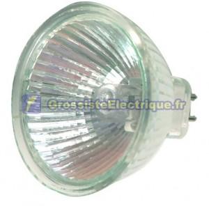 Encadré 10 dichroïque MR16 ampoules halogènes 50W 36 º