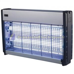 Insect Killer 2x15W 230V avec une couverture superficie de 100 M2.