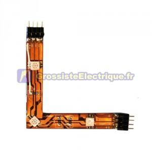 L Accessoires pour LED bande SMD5050 RVB Mulicolor 1500145