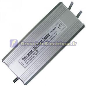 IP67 Transformateur LED étanche bandes 200 Watt