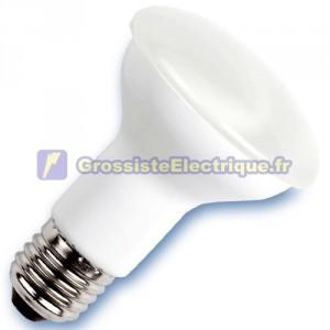 Encadré 10 ampoules basse consommation d'énergie E27 15W Réflecteur R90 2700K chaud