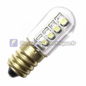 Ampoule LED E14 pebetera 6400K 0,9 W