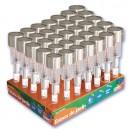 Affichage des 35 enjeux de jardin 1 LED blanche Batterie 1x2/3AAA, 1,2 V/300mAh.