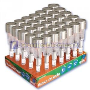 Afficher de 35 tuteurs de jardin 1 LED blanche, batterie 1x2/3AAA, 1,2 V/300mAh.
