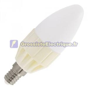 Ampoule LED en céramique E14 4,4 W 3000K chaud