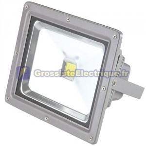 Aluminium Projecteur LED 50W haute luminosité 6000K
