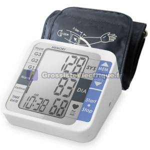 Tensiomètre bras LCD