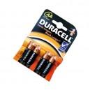 Boîte de 20 blisters de 4 unités de piles alcalines de base LR-06 (AA) DURACELL