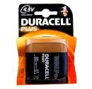 Boîte de 10 ampoules de 1 unité pile alcaline beltpack 3R 12 à 4,5 V DURACELL Plus