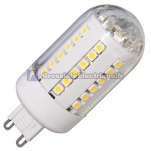 Ampoule LED G9 3W 240lm 3000K chaud
