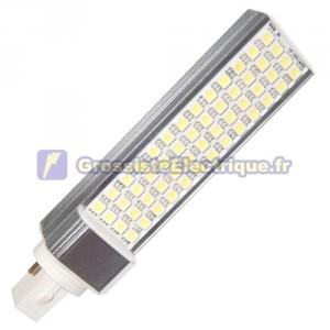 G24 Distributeur En L'éclairage Ampoules Gros Pl De 11w Led 4200k Pwk0O8nX