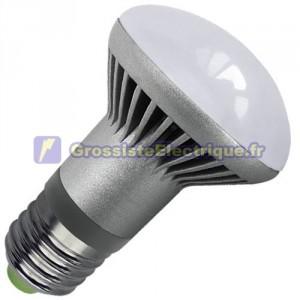 Ampoule à réflecteur LED R63 E27 6W 3000K chaud