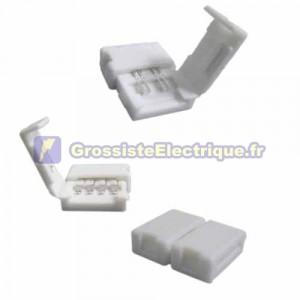 Union pour SMD5050 bandes LED RGB 10mm