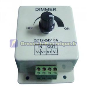 Variateur - Variateur pour LED bandes