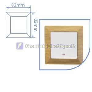 À ossature de bois 1 module