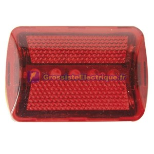 Bicycle Tail Light avec 5 LED
