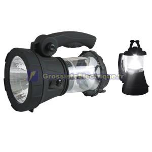 Multipurpose Canyon Lampe de poche rechargeable 1W