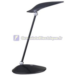Flexo LED lampe de bureau Lether Gris
