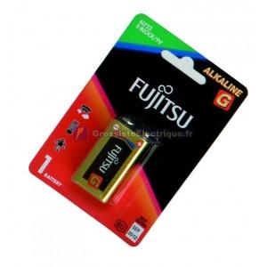 Encadré 10 u. 6LR61 9 V alcaline batterie Fujitsu