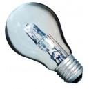 Encadré 10 consommation sauver les ampoules halogènes 70W de type à incandescence standard (100W) E27