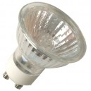 Encadré 10 ampoules halogènes économies de consommation dichroïques, 230V. GU10 30W (50W).