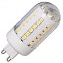 Encadré 10 240L 3W G9 ampoules LED 3000K chaud