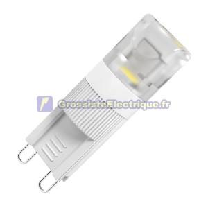 Ampoule LED G9 2W Mini 3000K 90Lm chaudes