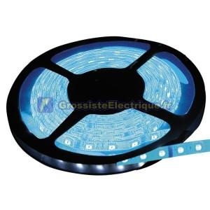Rouleau de 5 mètres LED bande de 7,2 W / m Bleu