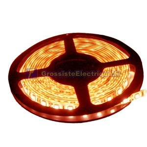 Rouleau de 5 mètres LED bande de 7,2 W / m Rouge