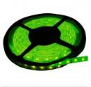 Rouler 5 mètres LED bande 7,2 W / m Vert