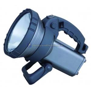 Lampe de poche canon 3.000000 lumière halogène 55W 12V de bougies