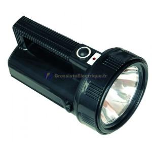 Lampe halogène étanche polyvalente de haute luminosité.
