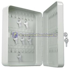 Boîte en métal Guardallaves pour 48 jeux de clés