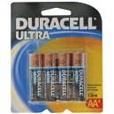 Box 4 pièces 10 ampoules. Duracell AA piles alcalines LR06 Ultra