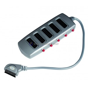 1 mâle péritel câble adaptateur femelle à base de € 5