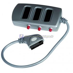 1euroconector adaptateur de base câble mâle femelle € 3