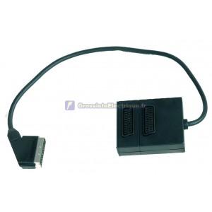 1euroconector adaptateur mâle femelle câble de base € 2