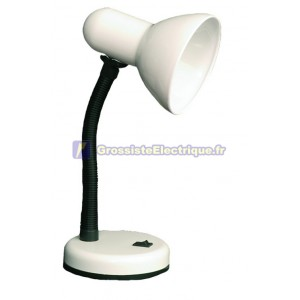 Flexo bureau lampe lampes rouges: