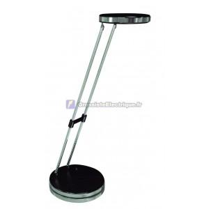Lampe de bureau flexo avec 36 LED Noir