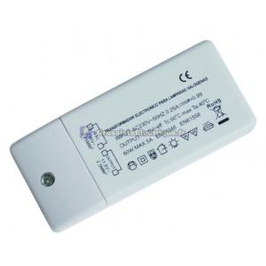 Transformateur électronique 12 V, 20-60W.