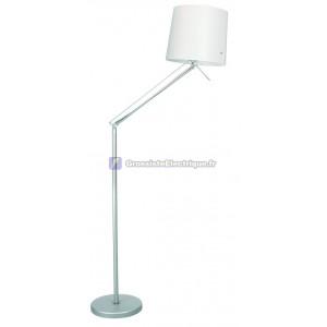 Flexo lampadaire blanc d'économie d'énergie