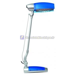 Lampe de bureau flexo avec le bleu d'économie d'énergie